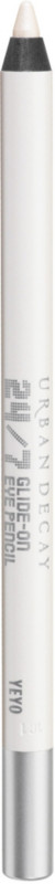 24/7 Glide-On Eye Pencil - Yeyo (metallic white shimmer)
