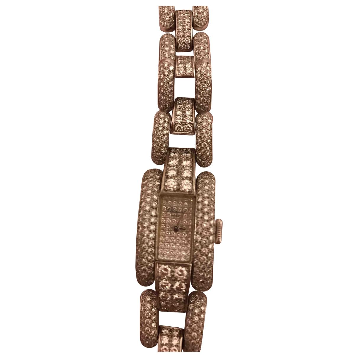 Chopard La Strada Uhr in  Silber Weissgold