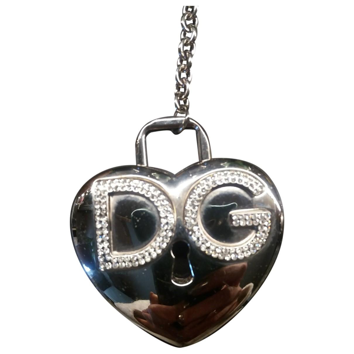 Dolce & Gabbana \N Silver Metal Bag charms for Women \N