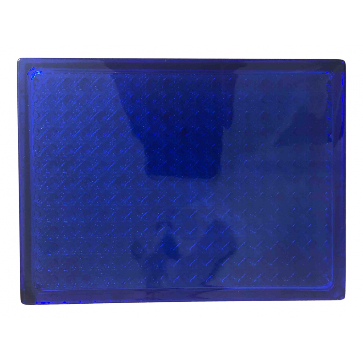 Dior \N Blue Glass Home decor for Life & Living \N