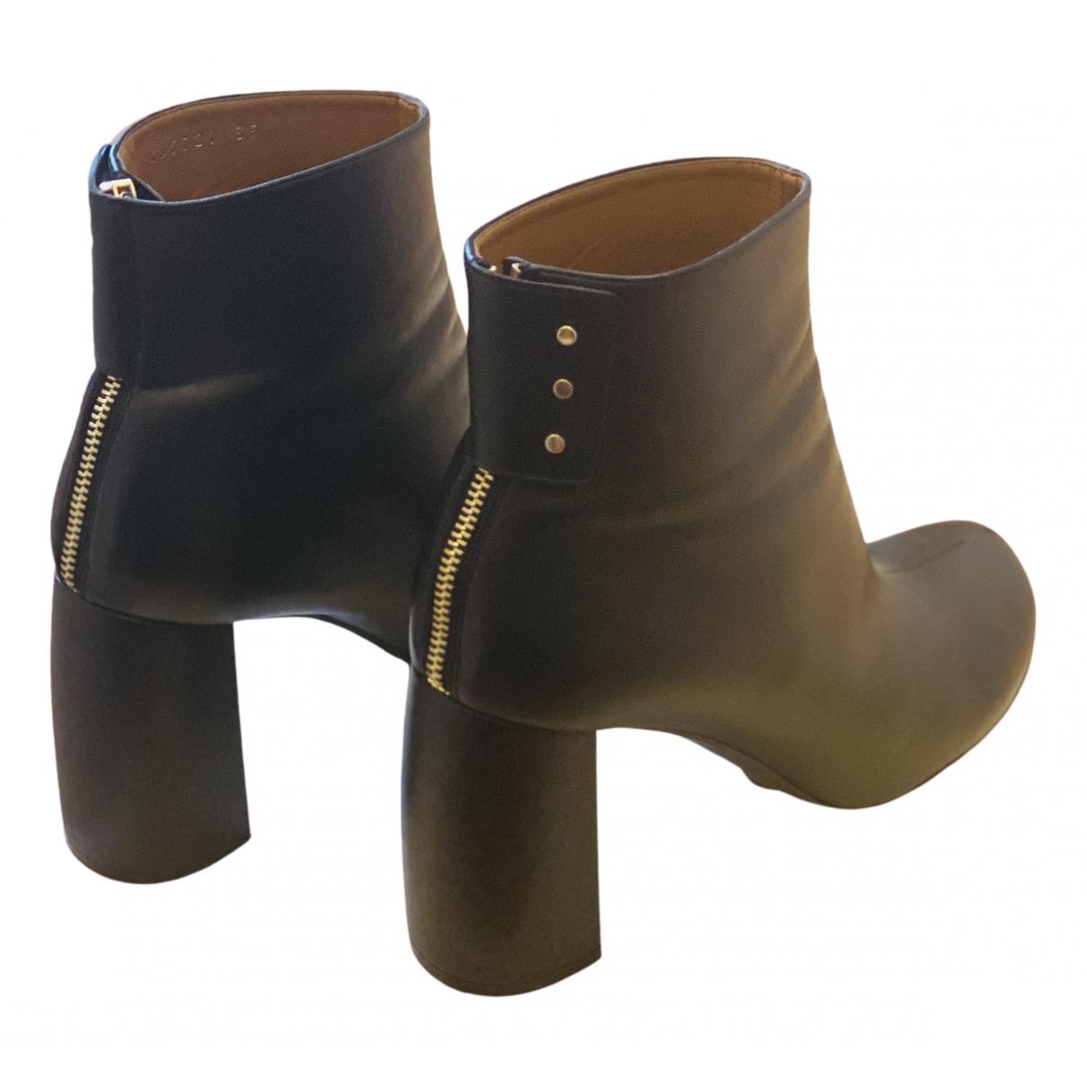 Stella Mccartney - Boots   pour femme - noir