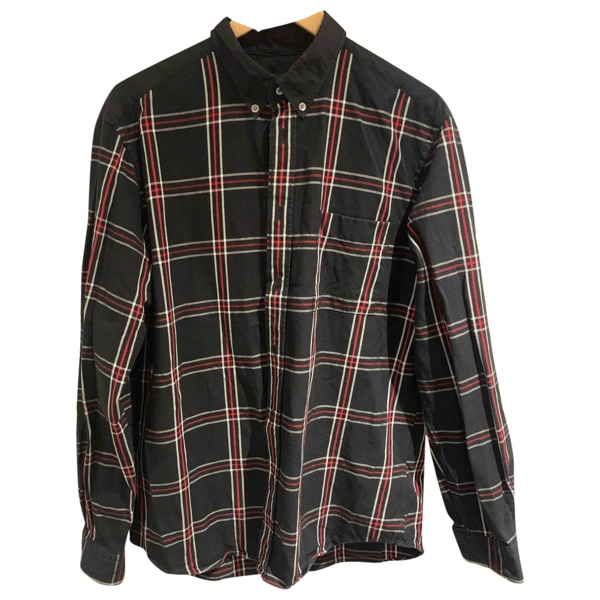Mcq \N Hemden in  Bunt Baumwolle