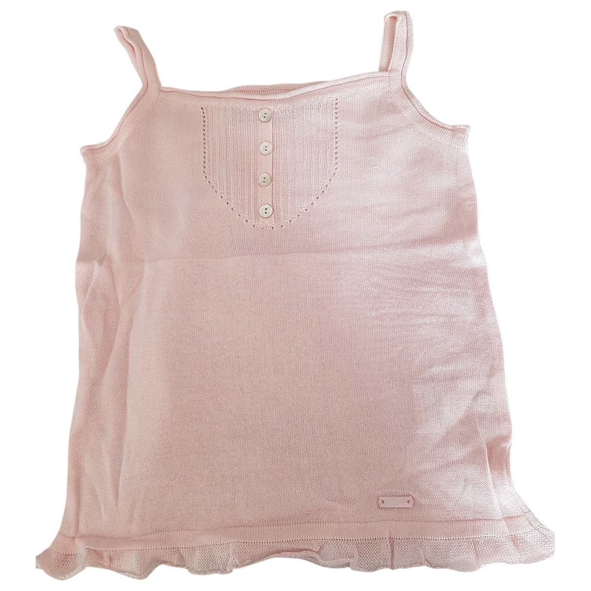 Dior \N Pink Cotton  top for Kids 8 years - up to 128cm FR