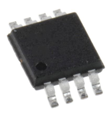 Maxim Integrated DS1337U+T&R, Real Time Clock Serial-I2C, 8-Pin μSOP (3000)