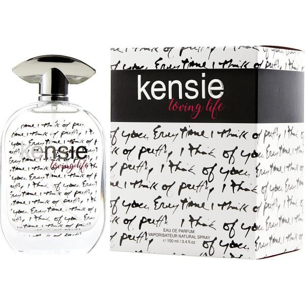 Kensie Loving Life - Kensie Eau de parfum 100 ml