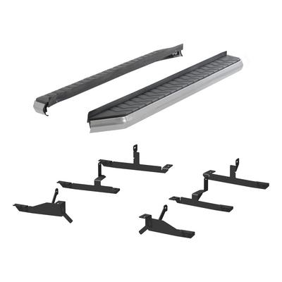 Aries AeroTread Running Boards w/Mounting Brackets (Polished) - 2051035