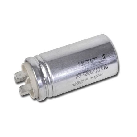 KEMET 1μF Polypropylene Capacitor PP 470V ac ±5% Tolerance Through Hole C87 Series (115)