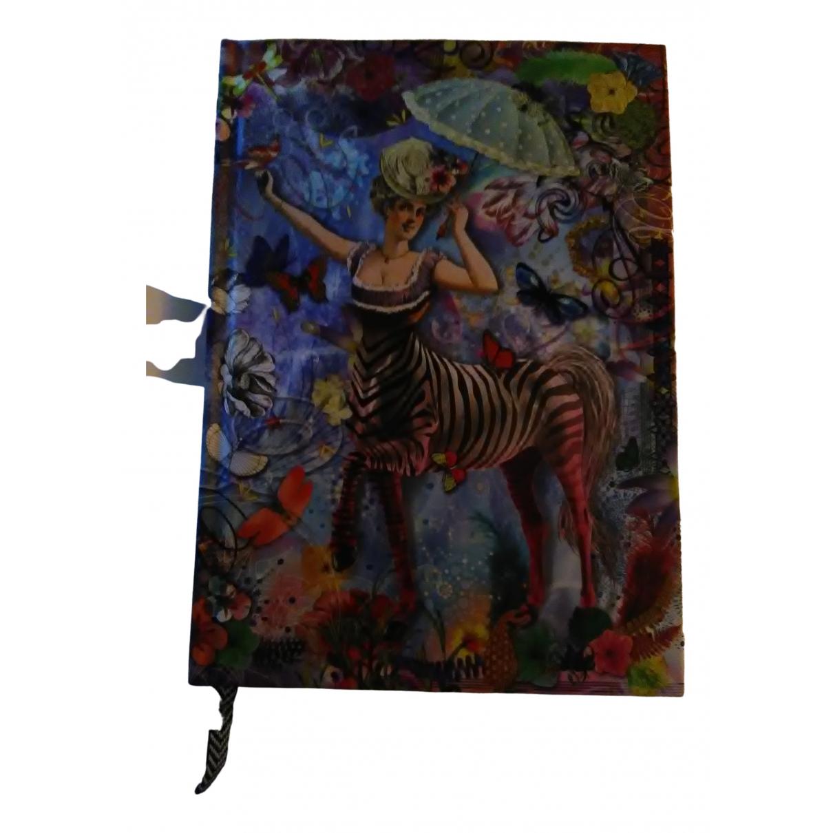 Christian Lacroix - Art   pour lifestyle en bois - multicolore