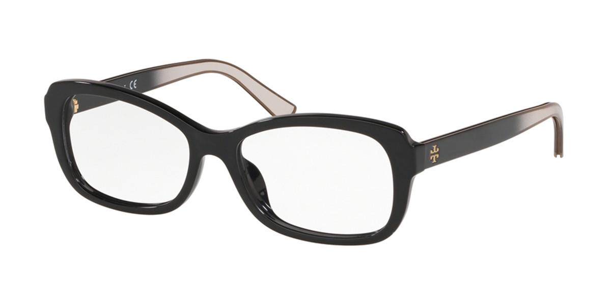 Tory Burch TY2095U 1762 Women's Glasses Black Size 54 - Free Lenses - HSA/FSA Insurance - Blue Light Block Available