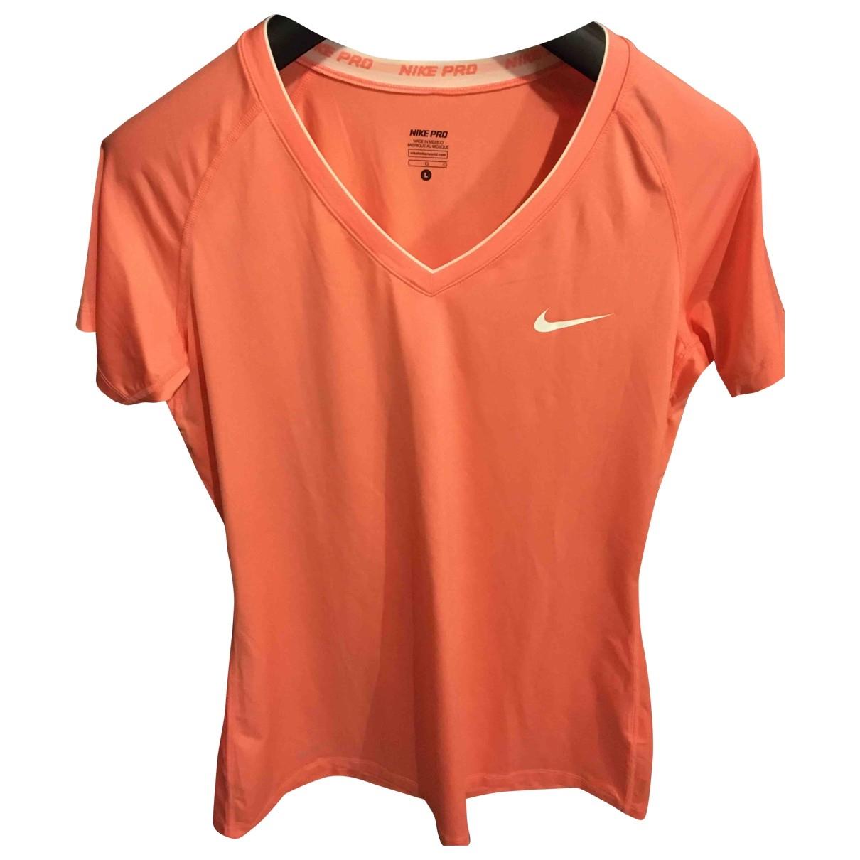 Nike \N Pink  top for Women L International