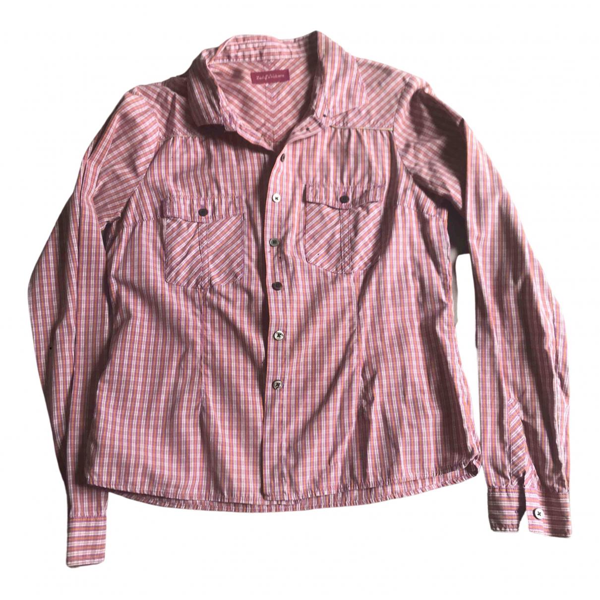 Zadig & Voltaire N Pink Cotton  top for Women M International