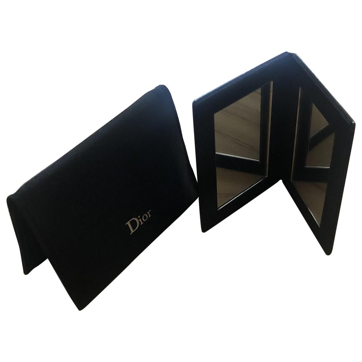 Dior - Objets & Deco   pour lifestyle en soie - noir