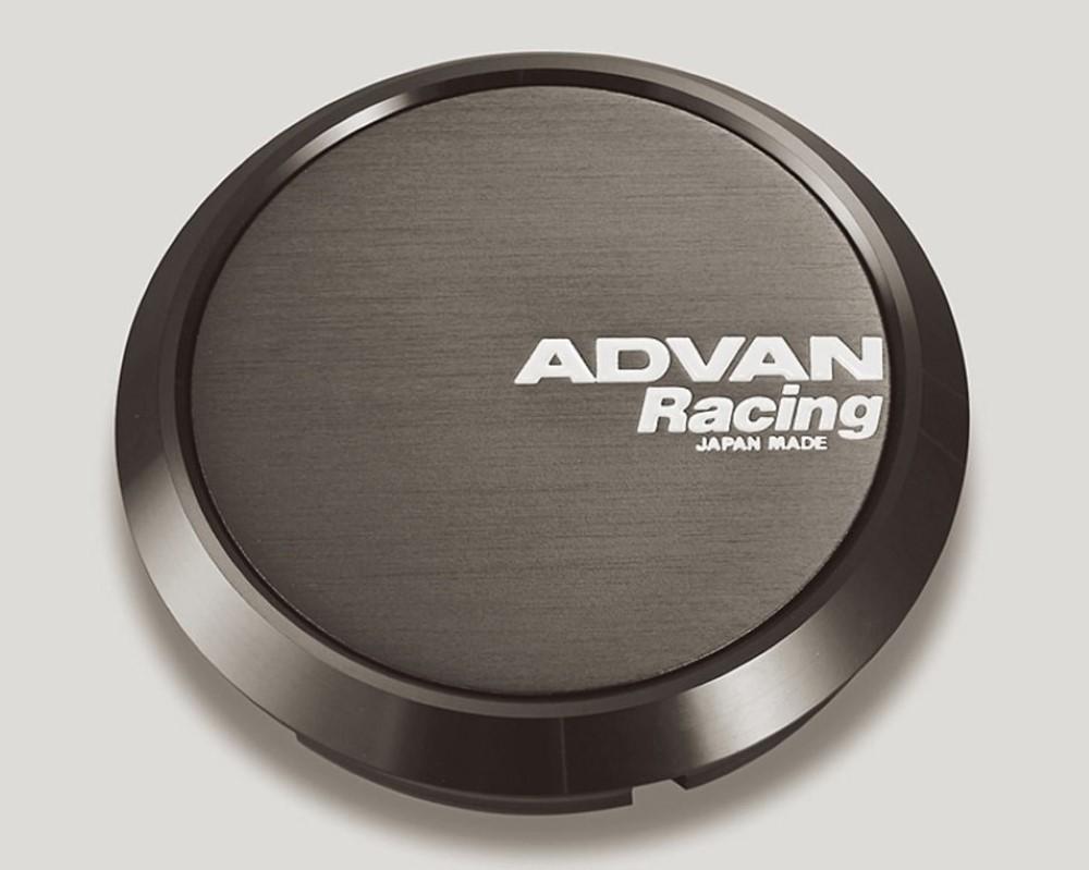 Advan Wheels YV3240 Center Cap Flat - 73mm Black