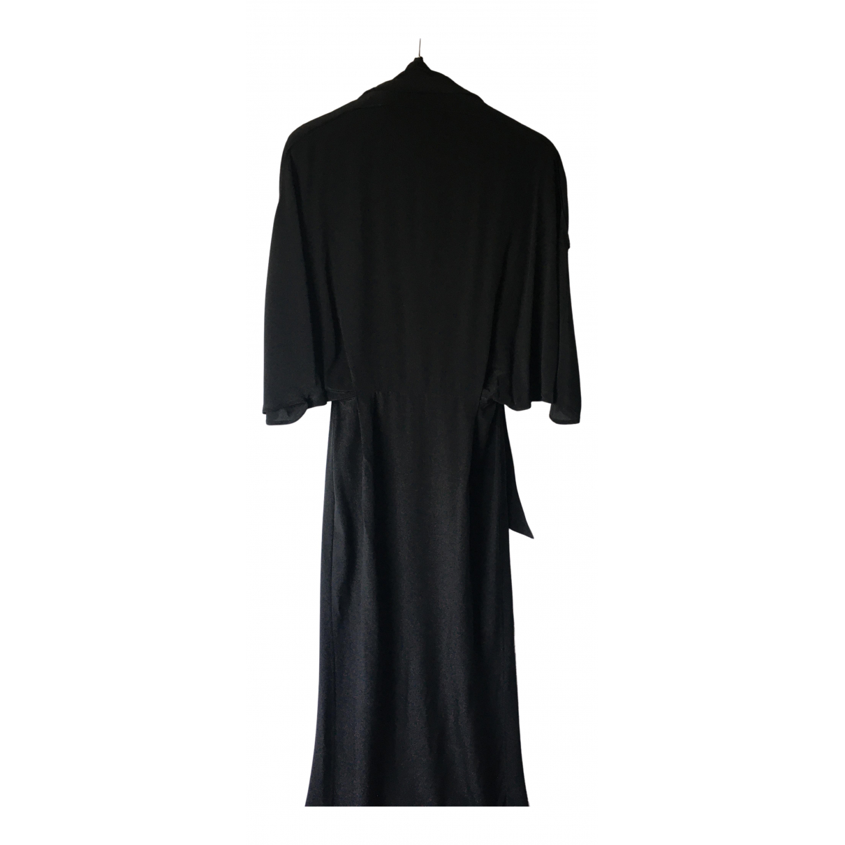 Chalayan \N Kleid in  Schwarz Seide