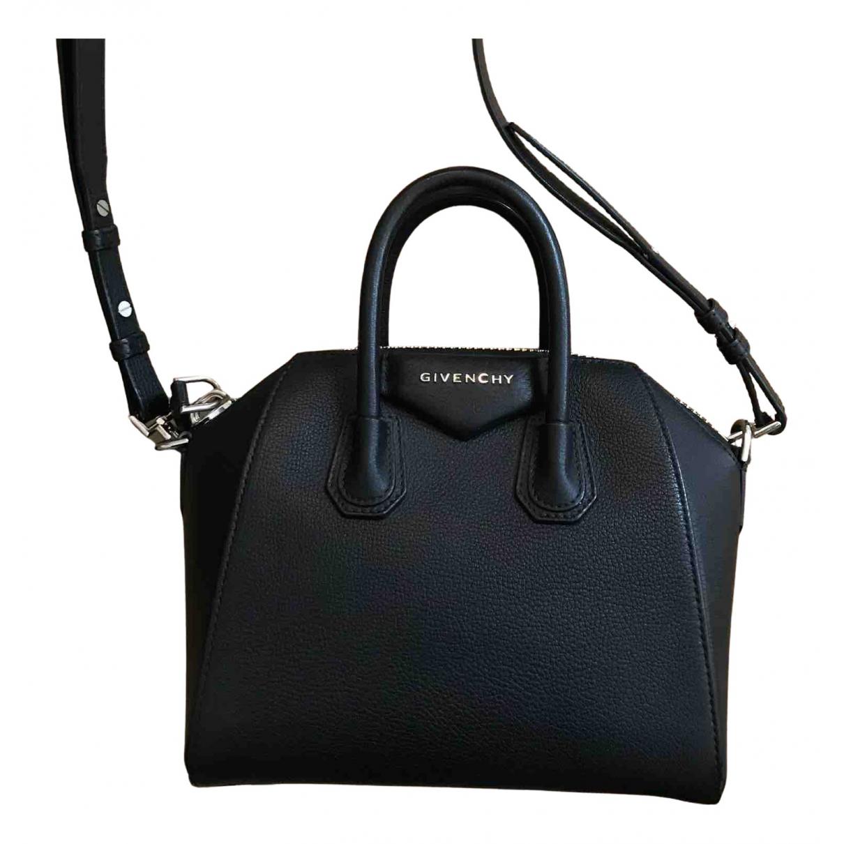 Bandolera Antigona de Cuero Givenchy