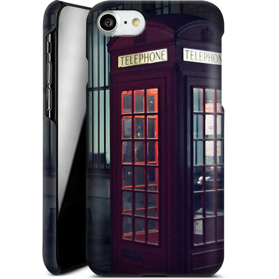 Apple iPhone 7 Smartphone Huelle - London Calling 2 von Ronya Galka