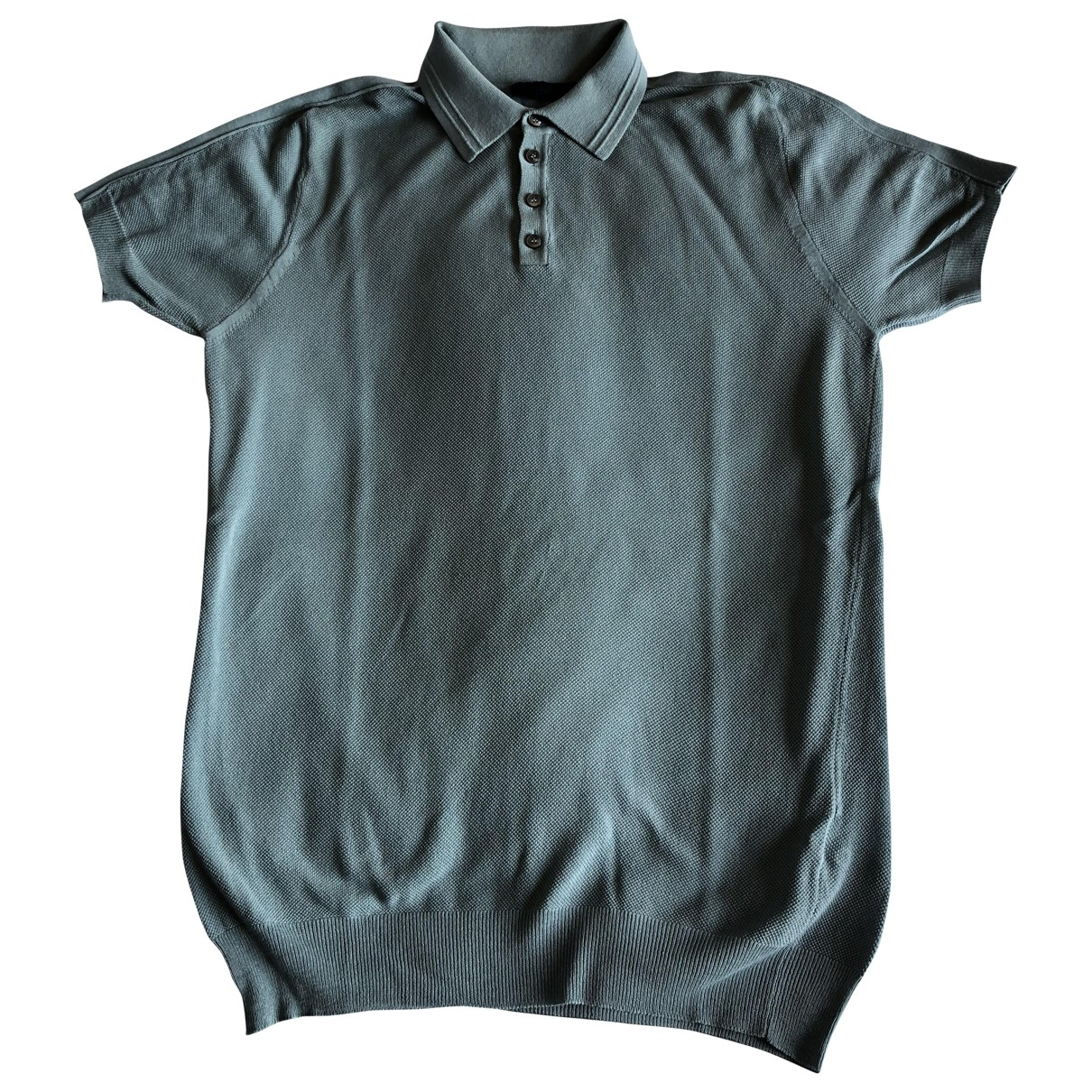Trussardi \N Cotton Polo shirts for Men M International
