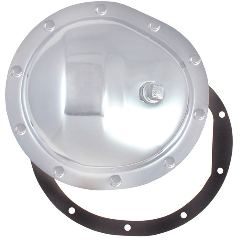 Spectre 6077 GM Truck 10-Bolt Differential Cover - Chrome