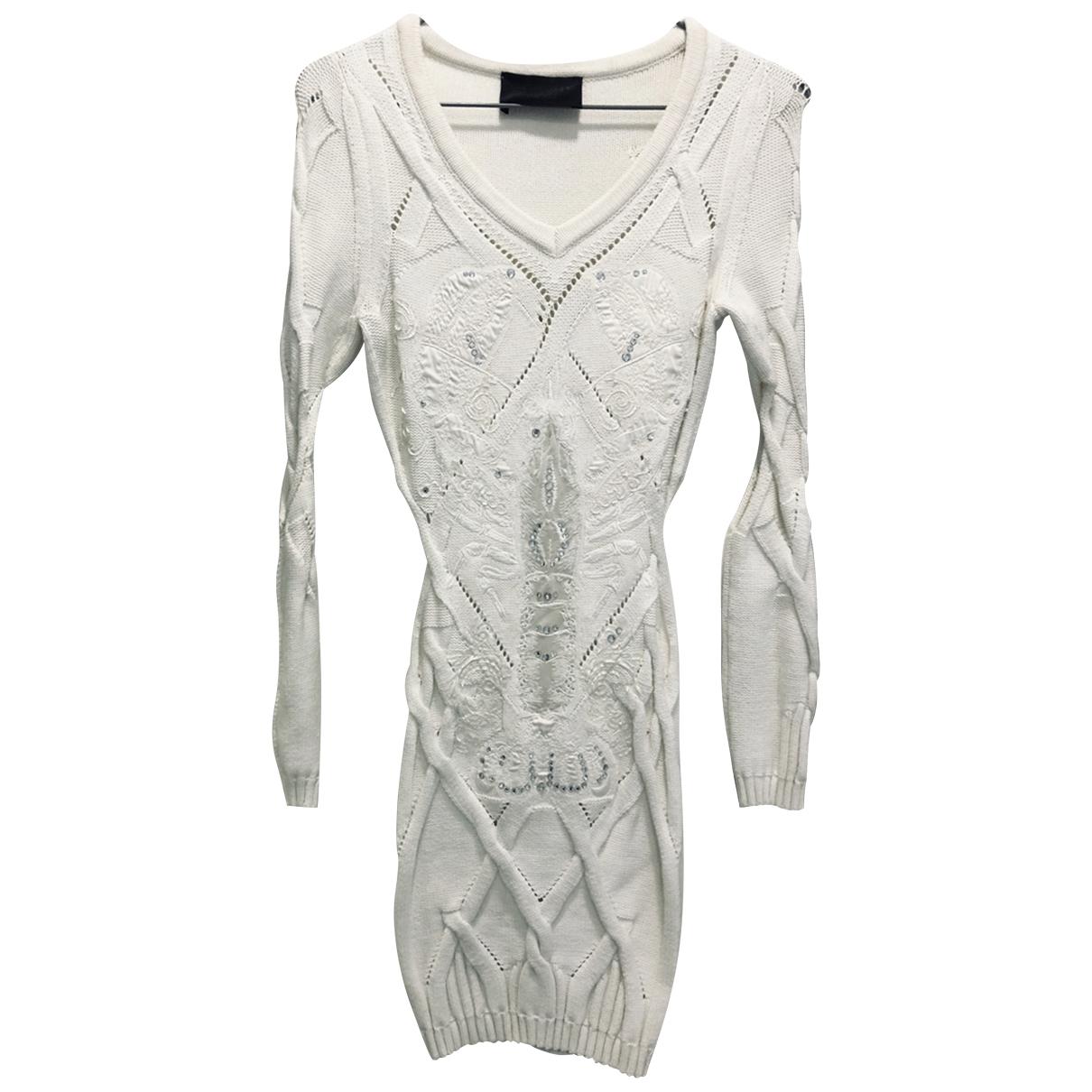 Mini vestido de Lana Philipp Plein