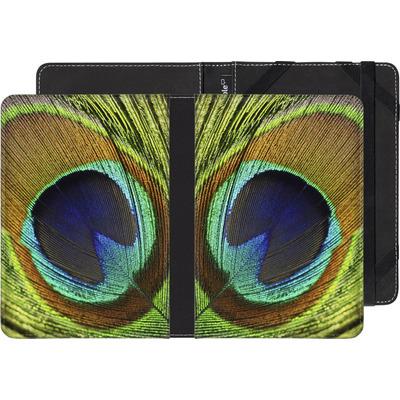 Amazon Fire HD 6 eBook Reader Huelle - Peacock von Mark Ashkenazi
