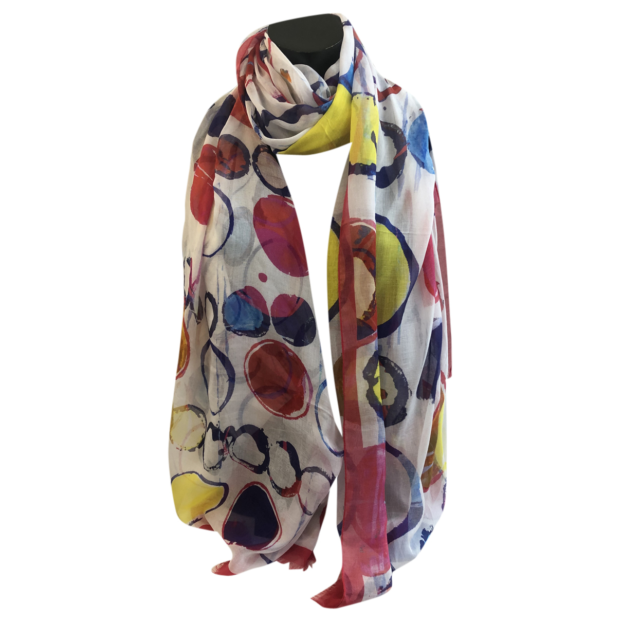 Autre Marque N Pink scarf for Women N