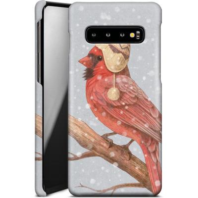 Samsung Galaxy S10 Smartphone Huelle - First Snow von Terry Fan