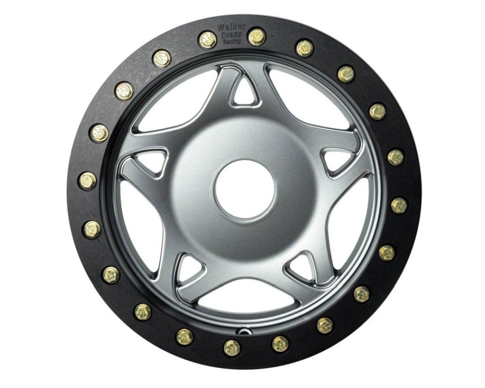 Walker Racing Legend II Wheel Gun Metal w/ Accents 14x6 4x136.5 5