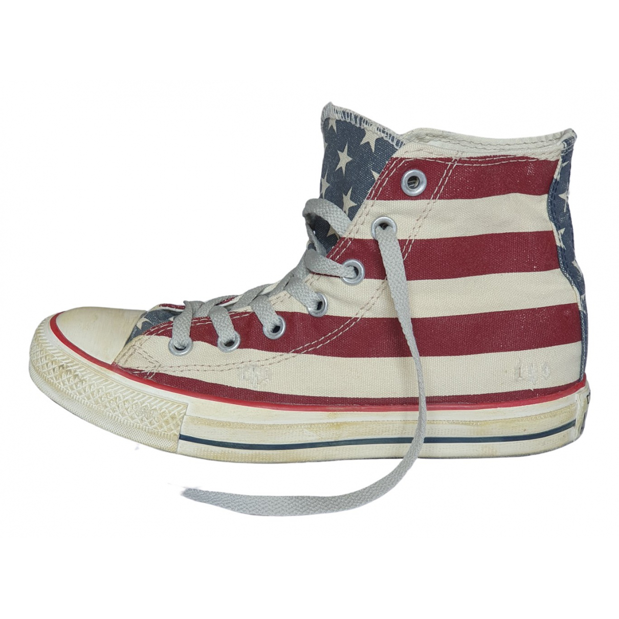 Converse \N Multicolour Cloth Trainers for Women 37.5 EU