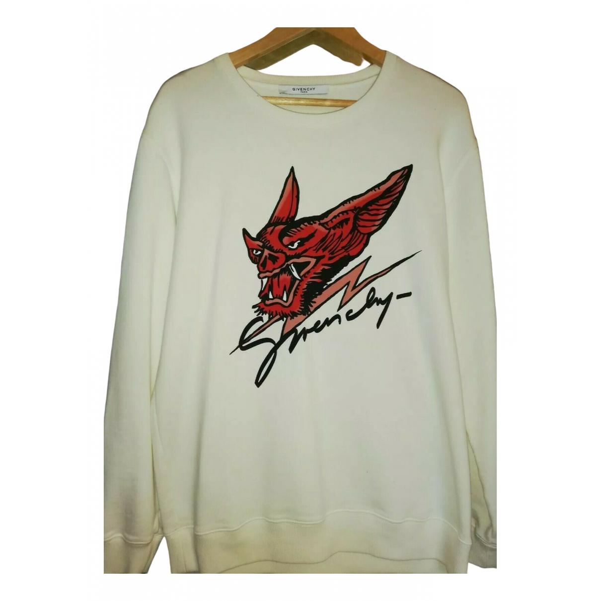 Givenchy \N Pullover.Westen.Sweatshirts  in  Beige Baumwolle