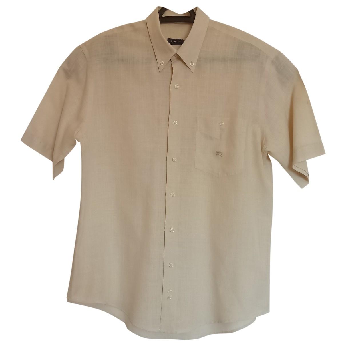 Burberry \N Hemden in  Beige Polyester
