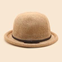 1 pieza sombrero cubo minimalista