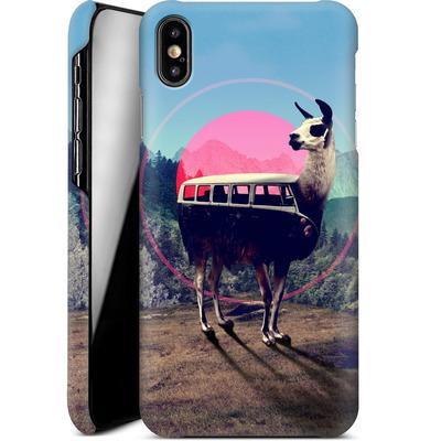 Apple iPhone XS Max Smartphone Huelle - Llama von Ali Gulec