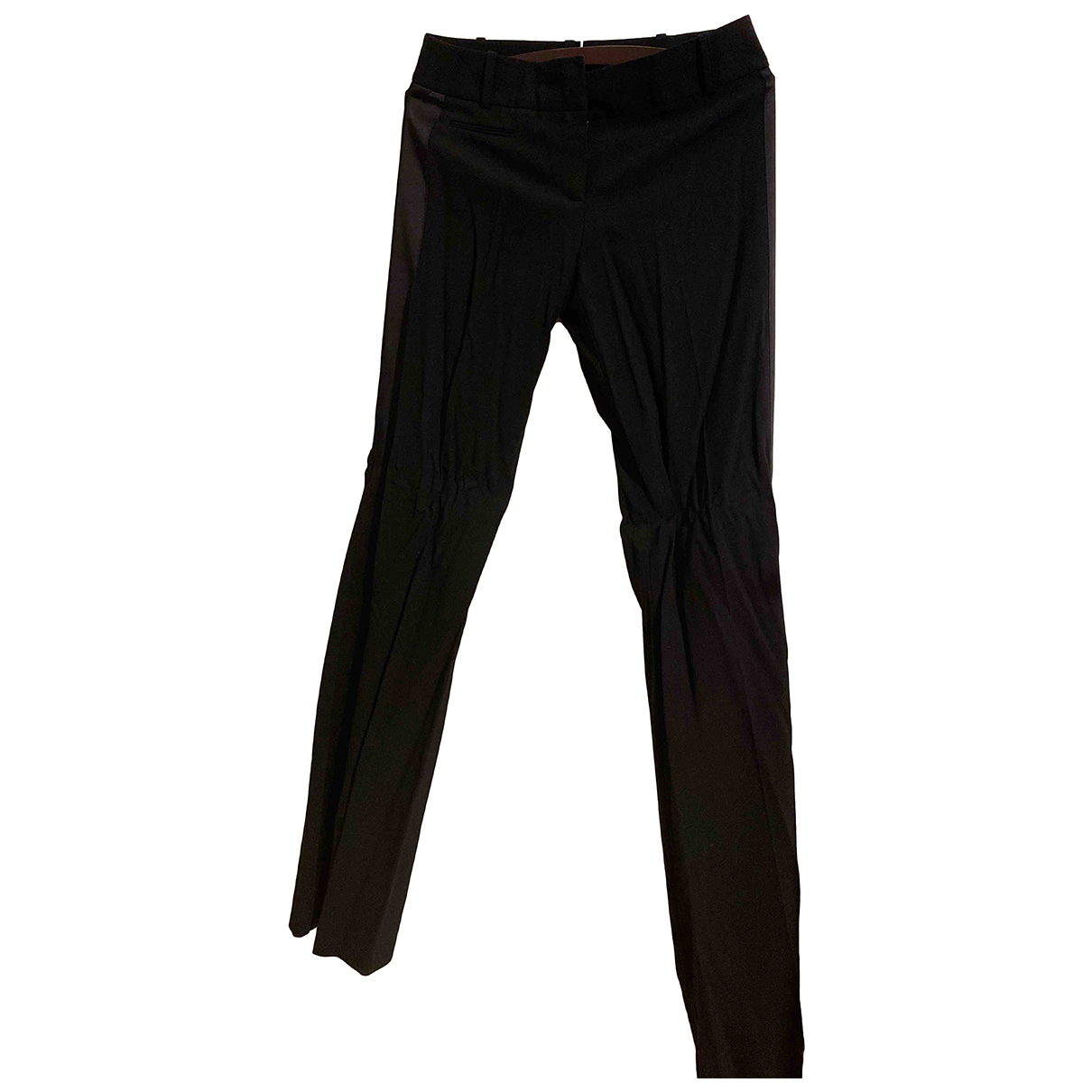 Bcbg Max Azria N Black Trousers for Women 2 US