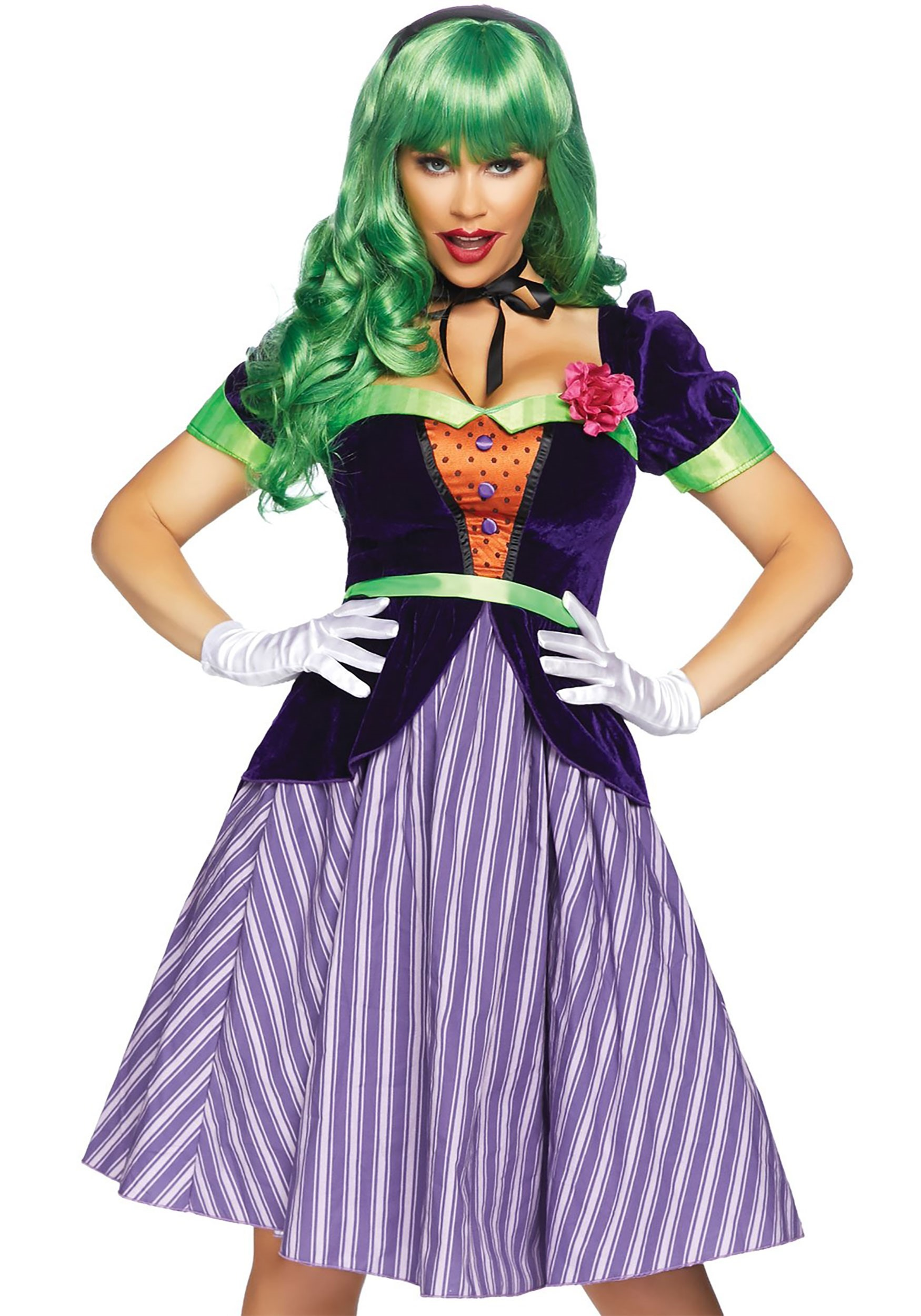Laughing Lady Women's Costume