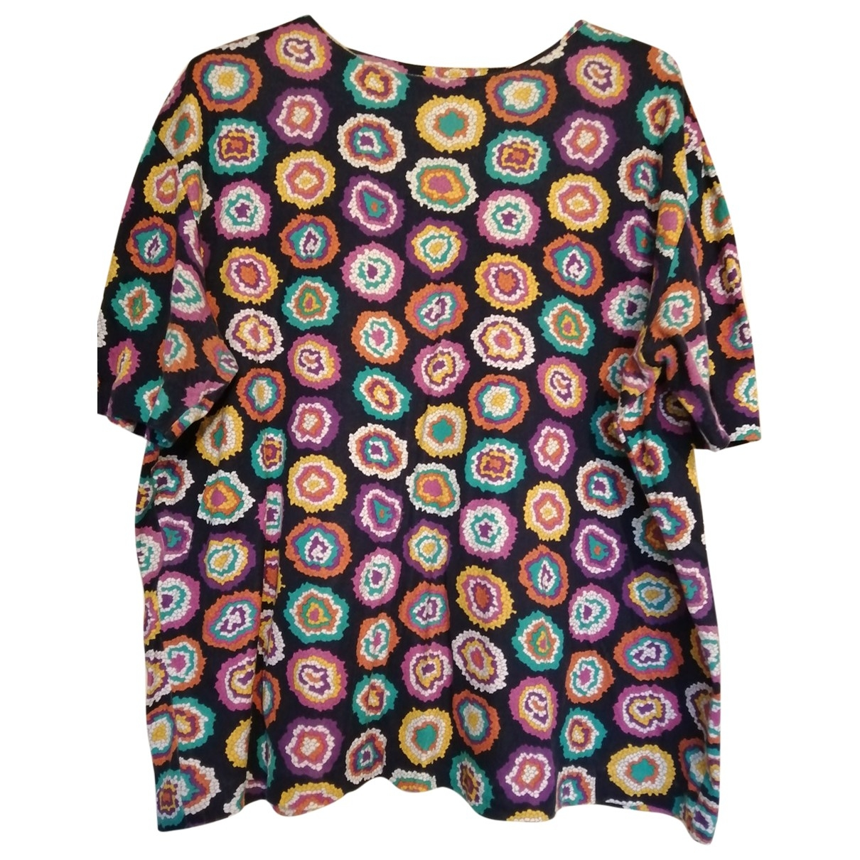 Missoni \N Multicolour Cotton Knitwear for Women 44 IT