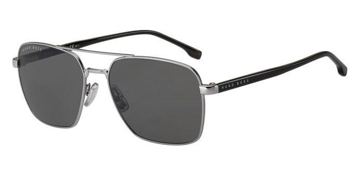 Boss by Hugo Boss Boss 1045/S 6LB/IR Mens Sunglasses Grey Size 58