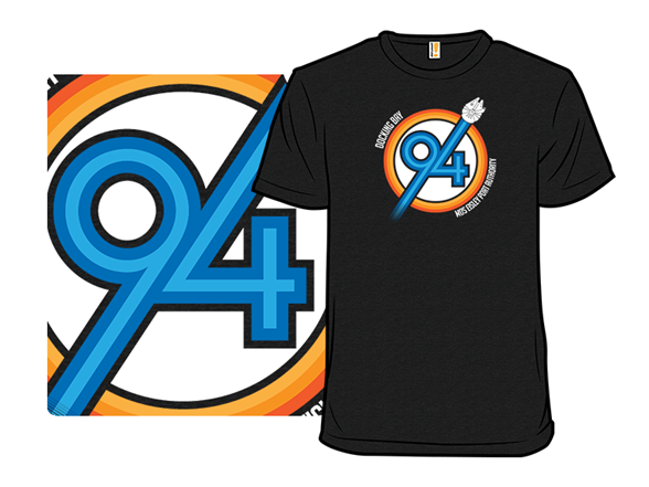 Docking Bay 94 T Shirt