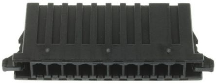 TE Connectivity , Dynamic 3000 Female Connector Housing, 3.81mm Pitch, 12 Way, 4 Row (5)