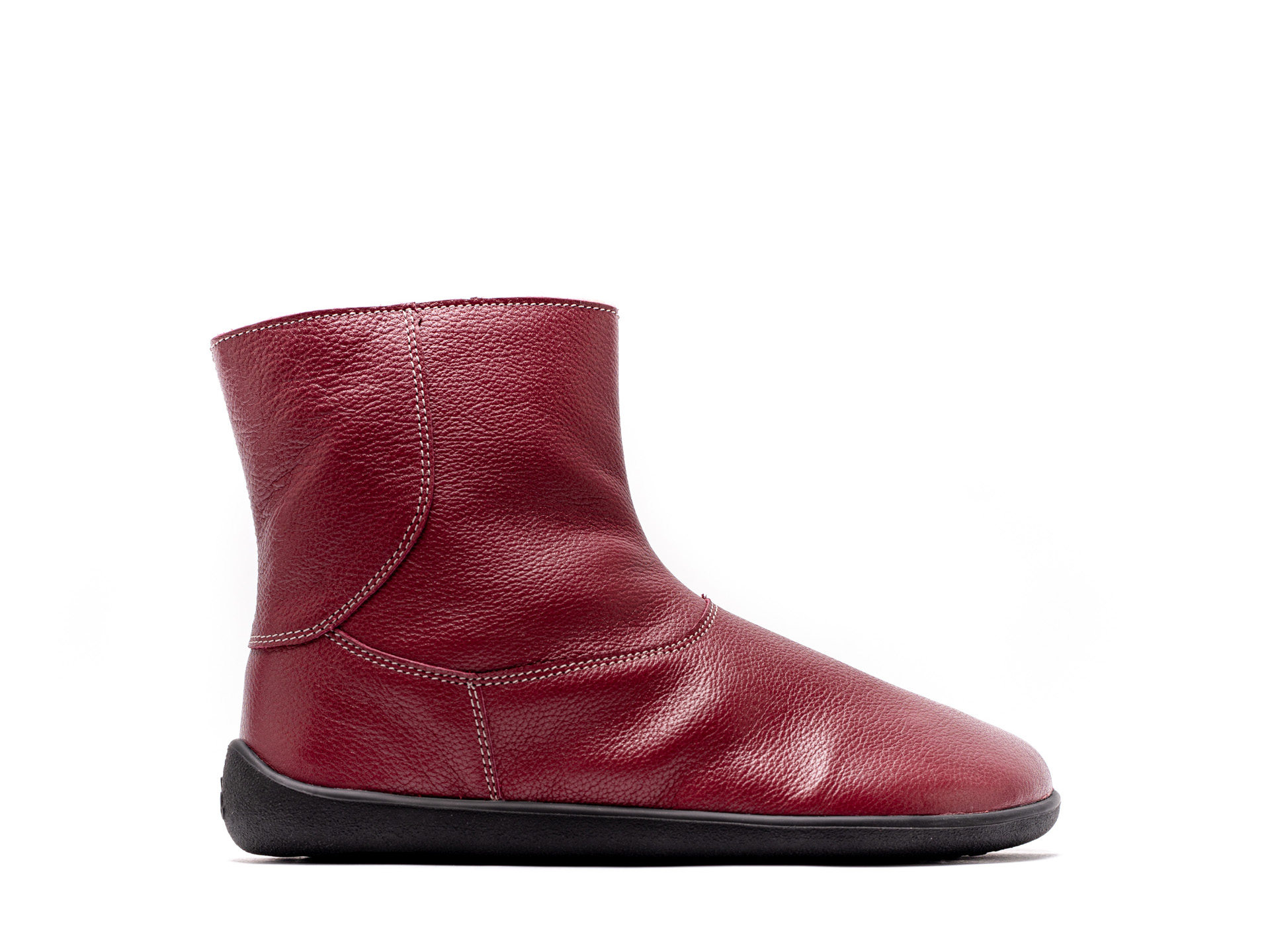 Winter Barfussschuhe Be Lenka Polar - Ruby 36