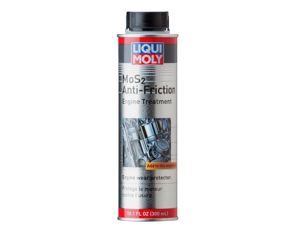 Liqui Moly 2009 300mL MoS2 Anti-Friction Engine Treatment