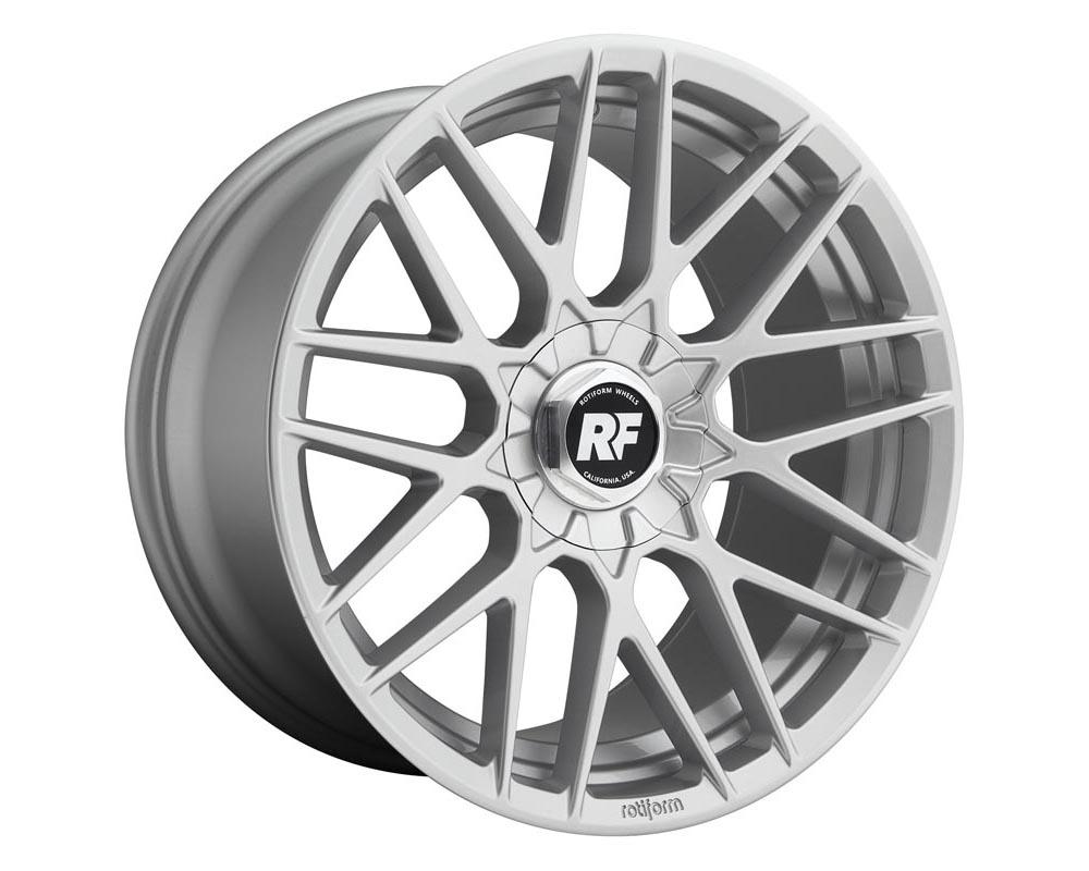 Rotiform R140178000+40D 1 Piece RSE Wheel 17.00x8.00 Blank 40 Gloss Silver