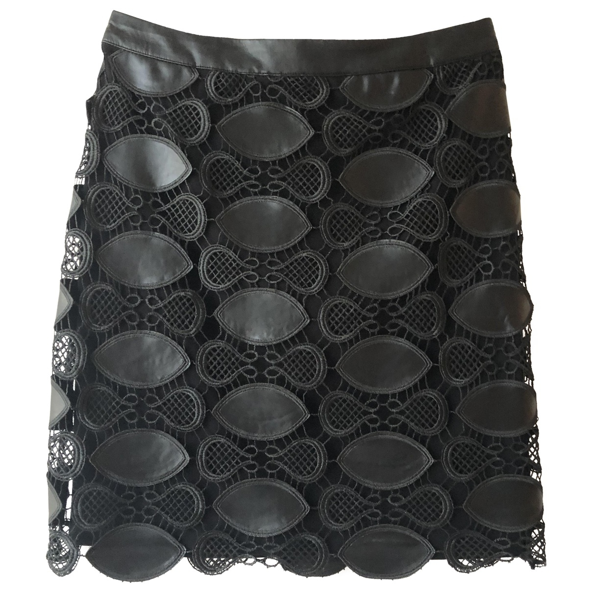 Max & Co \N Black skirt for Women 38 IT