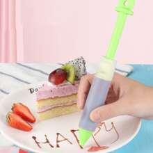 5pcs Cream Decorating Pen Set