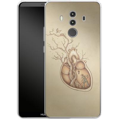 Huawei Mate 10 Pro Silikon Handyhuelle - Tree Of Life von Enkel Dika