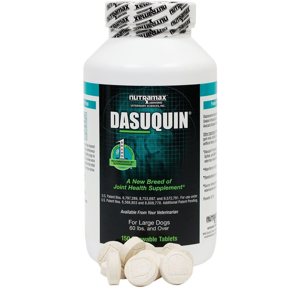 Dasuquin for Large Dogs (150 Chewable Tabs)