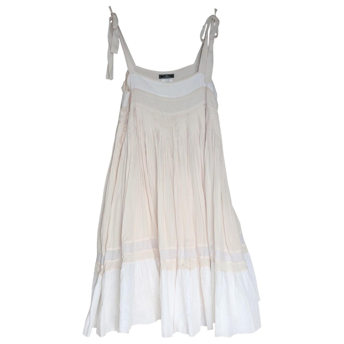 By Malene Birger \N Beige dress for Women M International