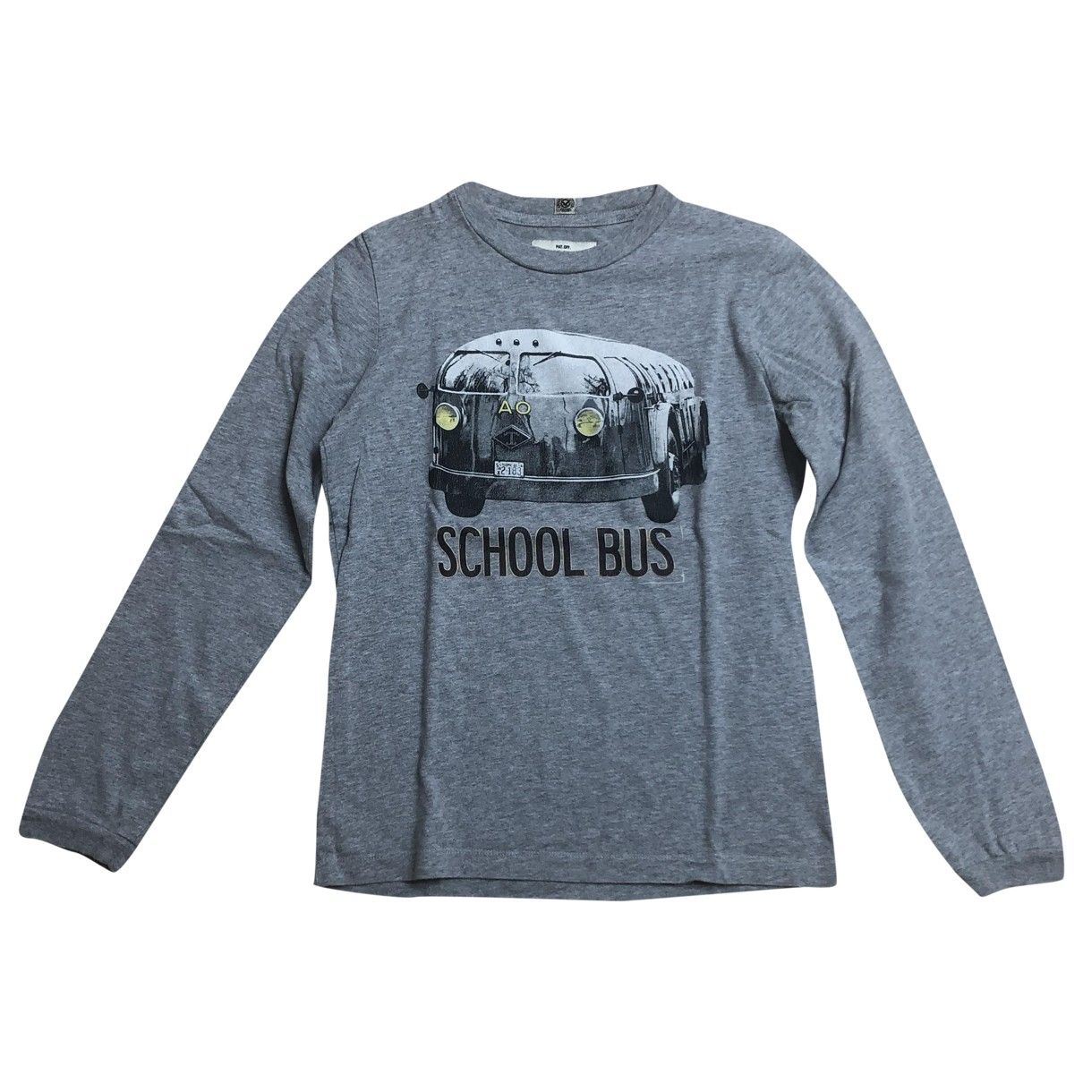 American Outfitters \N Grey Cotton  top for Kids 14 years - S FR