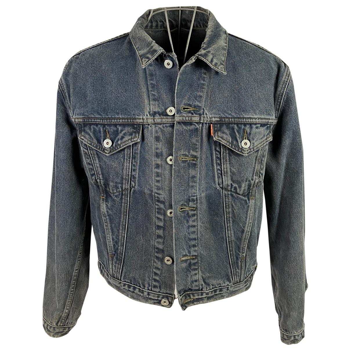 Levi's \N Blue Denim - Jeans jacket  for Men M International