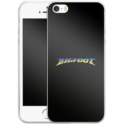 Apple iPhone SE Silikon Handyhuelle - Bigfoot Black von Bigfoot 4x4