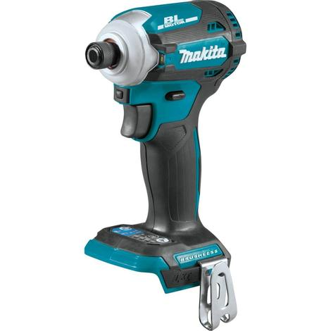 Makita 18V Lxt® Lithium-Ion Brushless Cordless Quick-Shift Mode™ 4-Speed Impact Driver, Tool Only